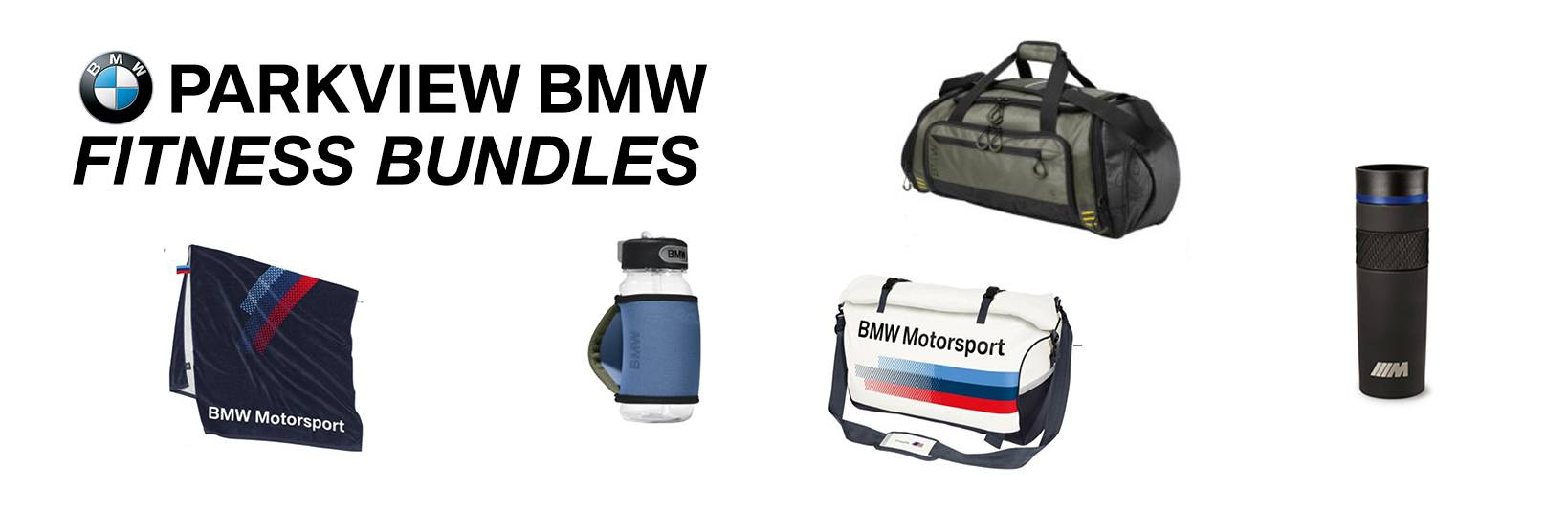 Parkview BMW Fitness Bundles